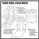 Mascarilla higienica reutilizable | LURBEL FAZ Sport
