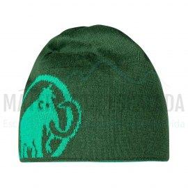 Gorro MAMMUT LOGO light emerald woods