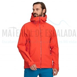 Chaqueta Gore Tex | MAMMUT Crater PRO HS Spicy