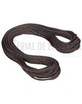 Cuerda simple 9.8  60m | MAMMUT CRAG Classic Standard Black