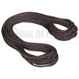 Cuerda simple 9.8  70m | MAMMUT CRAG Classic Standard Black