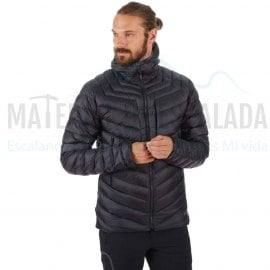 Plumifero MAMMUT Broad Peak Black Ph| Pluma reciclada
