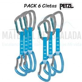 Pack de 6 cintas expres Petzl   PETZL  DJINN AXESS