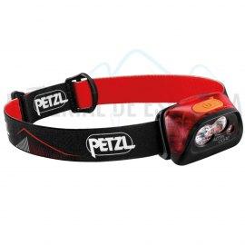 Linterna frontal 450lm ACTIK CORE | PETZL Actik Core Roja