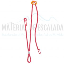 Cabo de anclaje doble regulable DUAL CONNECT ADJUST | PETZL Dual Connect Adjust