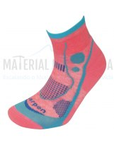 Calcetines trail running mujer|LORPEN X3LW17 Ws T.R Light Coral