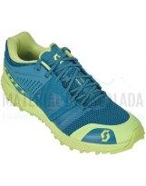 Zapatillas trail mujer | SCOTT Zapatillas WS Kinabalu Pwr blue/green
