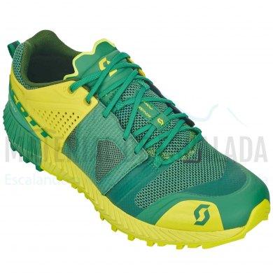 Zapatillas trail | SCOTT Zapatillas Kinabalu Pwr Green/yellow