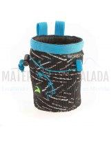 Bolsa de magnesio junior | BOREAL Chalkbag Ninja JR Blue