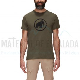 Camiseta manga corta | MAMMUT Classic Iguana