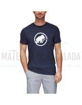 Camiseta manga corta | MAMMUT Classic Marine