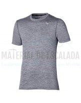 Camiseta manga corta | MIZUNO Impulse Core TEE gris