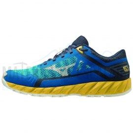 Zapatillas trail running | MIZUNO Wave Ibuki 3 Blue/Snow white