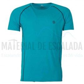 Camiseta Tecnica Hombre Ternua   TERNUA UNDRE Depp Curacao MC