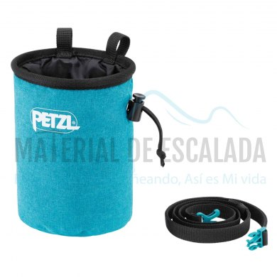 Bolsa de magnesio | PETZL Bandi 2.0 gris
