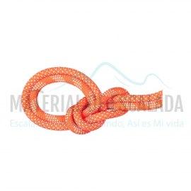 Cuerda simple 9.8mm 80m   MAMMUT Crag Classic Duodess Vibrant Orange 9.8