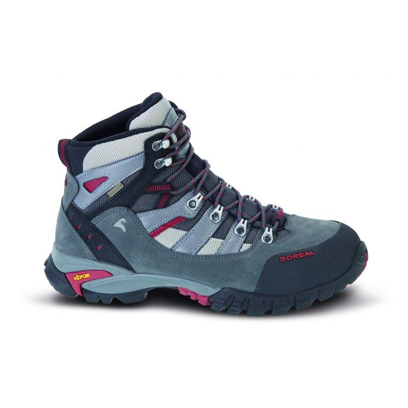the best attitude 50e42 3c860 Botas trekking Boreal Klamath Gris - 44862 KLAMATH GRIS ...