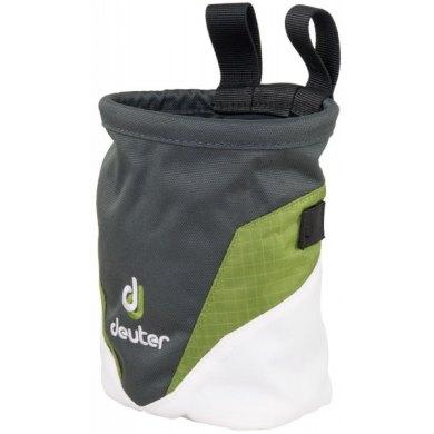 Deuter Chalk Bag II Bamboo-White - CHALK-BAG-II VERDE