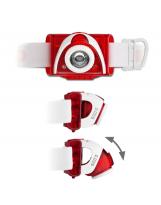 Linterna Frontal Led Lendser SEO 5 Rojo