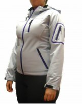 Chaqueta Softshell Breezy Willy-Willy Blanco