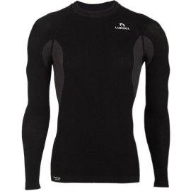 Camiseta Térmica Hombre Lurbel ALASKA Negro - Manga Larga