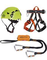 Kit Via Ferrata Climbing Tecnology Evolution