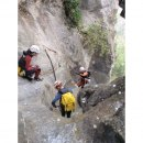 Cuerda barranquismo kordas dana 10 mm 70 metros - IRIS 10 4