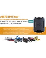 Localizador GPS Vehiculos SPOT Trace