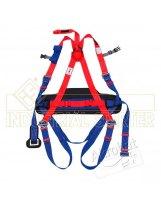 Arnes Anticaidas Anclaje Dorsal-Cinturon Akrobat AK40 PLUS