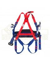 Arnes Anticaidas Anclaje Dorsal-Frontal-Cinturon Akrobat AK50 PLUS