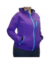 Chaqueta Softshell Breezy Willy-Willy Violeta