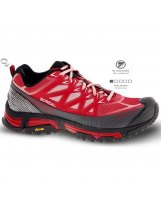 Zapatillas Trail Boreal Alligator Womens Rojo