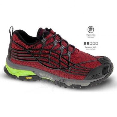 Zapatillas Boreal Futura Roja Multideporte - 35012_FUTURA_ROJA