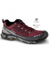 Zapatillas Trail Boreal Alligator Roja