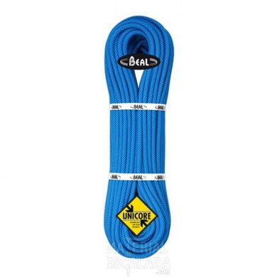 Cuerda de Escalada Beal Joker Golden Dry 9,1mm 70 metros - Trinorma - JOKER_9-1_GD AZUL