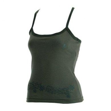 Boreal pedriza verde - Camiseta tirantes mujer - 333_PEDRIZA VERDE