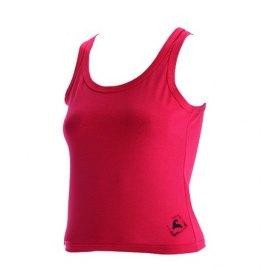 Boreal Siurana Roja - Camiseta Escalada Mujer