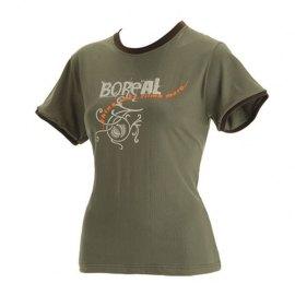 Boreal Forada - Camiseta Mujer Manga Corta