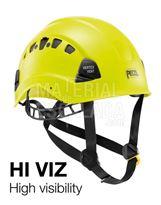 Petzl Vertex Vent HIZ VIZ - Casco de Alta visibilidad