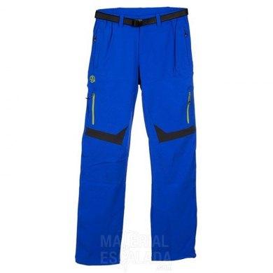 Pantalon Trekking Ternua BANSKO Azul - BANSKO