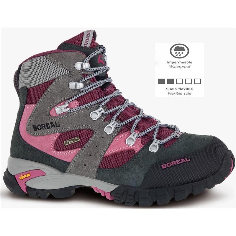 Botas de trekking Siana Mujer Boreal Siana trekking Morado Comprar Boreal 01ad51