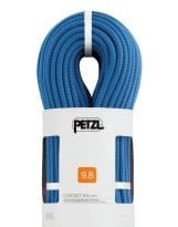 Cuerda Escalada PETZL CONTACT 9.8 mm 80m Azul