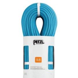 Cuerda Escalada PETZL CONTACT 9.8 mm 80m Turquesa