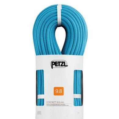 Cuerda Escalada PETZL CONTACT 9.8 mm 80m Turquesa - R33AT-CONTACT TURQUESA 2