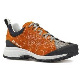 DOLOMITE Diagonal Naranja - Zapatillas multideporte hombre