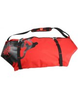 Edelweiss red easy rope bag
