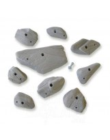 S4C LAMINAM MEDIUM - Set 9 presas Escalada PU