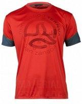 Ternua JANGI Rojo - Camiseta Manga Corta hombre DRYSHELL