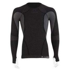 Camiseta térmica hombre Lurbel CUMBRE Negro - Termorreguladora