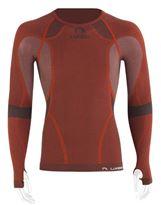 Lurbel Cumbre Rojo - Camiseta térmica hombre